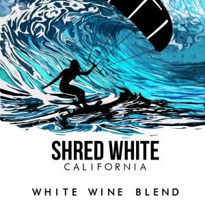 Shred White